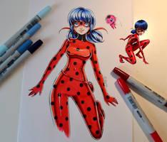 Miraculous Ladybug by Lighane