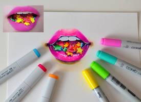 Sugar Lips by Lighane