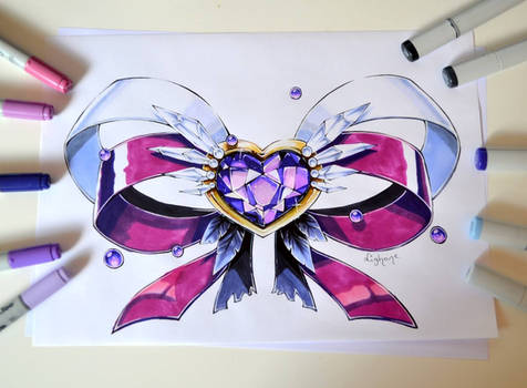 Sailor Saturn Emblem