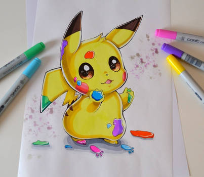 Pikasso by Lighane