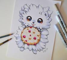 Cookie Pom by Lighane