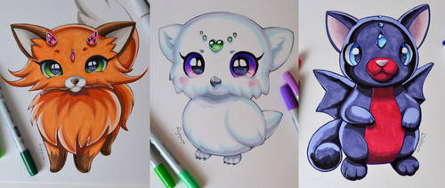 Magical Devices For Everyone #13 by Lighane