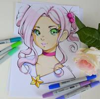 A Heroine Is Born #4 by Lighane