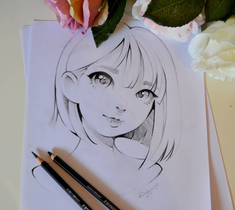 Sketch (5) by Lighane
