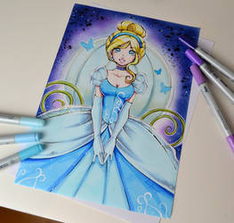 Feel like Cinderella by Lighane