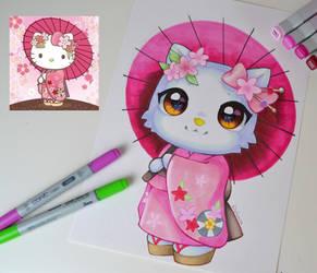 Hello Kitty! by Lighane
