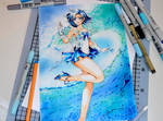 Sailor Mercury Valentine