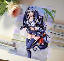 Tifa from Final Fantasy 7