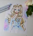 Elsa's new look!