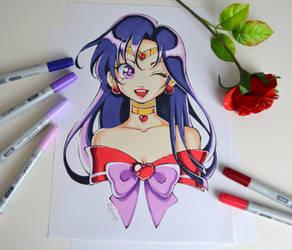 Valentines Sailor Mars