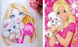Childhood Toy: Barbie 3/5