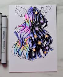 Dream Hair: Angel