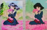 Sailor Moon Redraw (1/3): Sailor Saturn