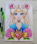 Tattoo Style Sailor Moon