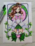 Bride Warrior Sailor Jupiter