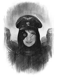 Major Black by Rokatinsky