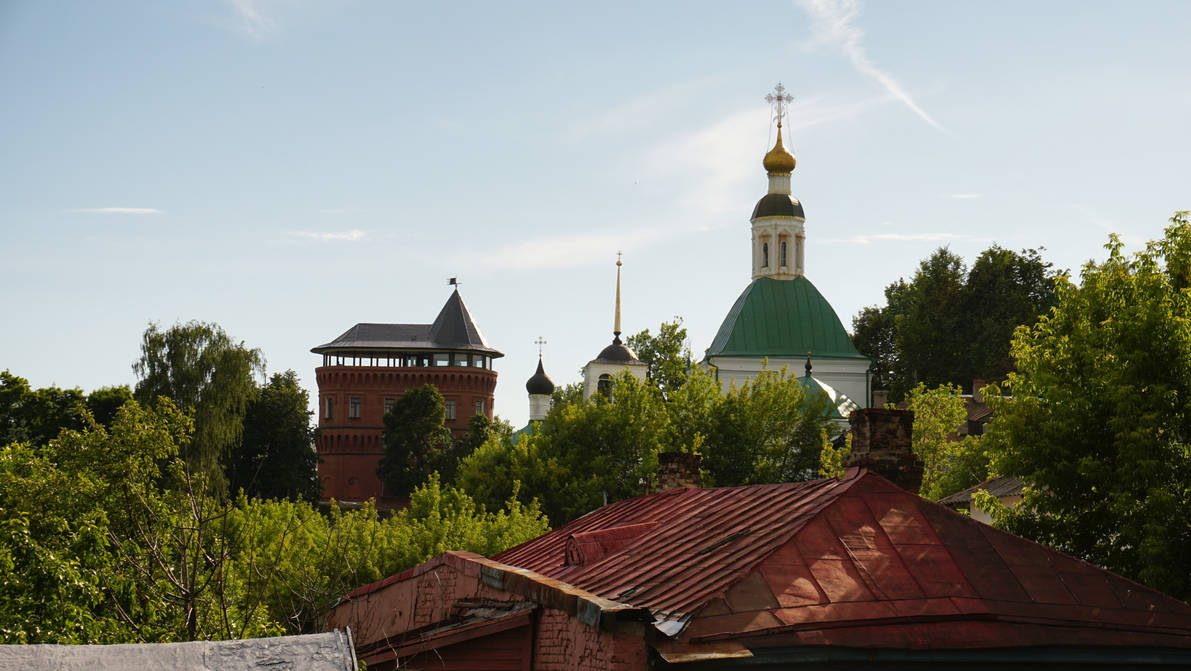 Old Water Tower by Rokatinsky
