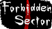 Forbidden Sector - logo by Trixita