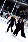 Rose Tyler - Skating