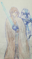 Lord Vader by SsjKason