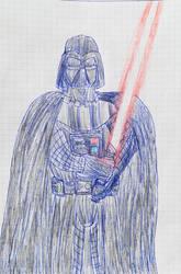 Darth Vader  by SsjKason