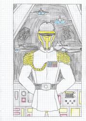 Grossadmiral Hunter by SsjKason
