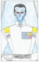 Groadmiral Thrawn (Disney Kanon)  by SsjKason