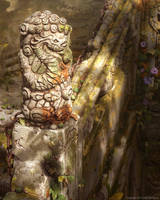 Dragon Pillar by Bokuchan1000