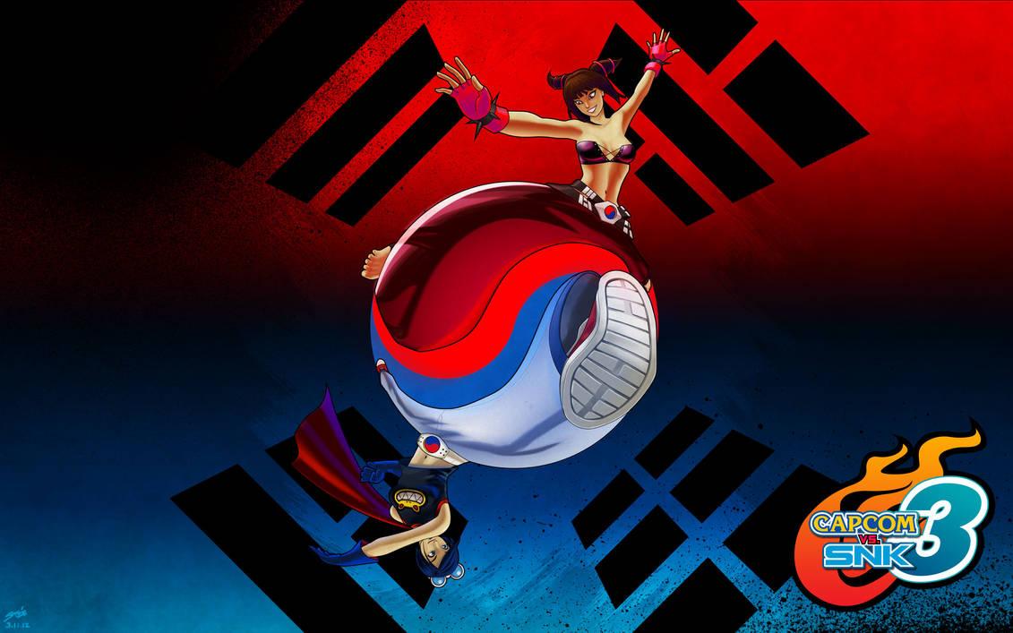 Capcom vs SNK 3 Korea
