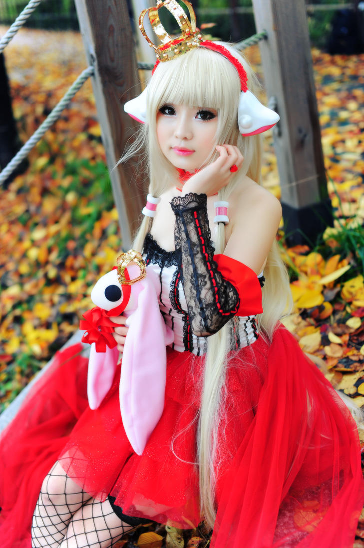 Chobits by overclass2
