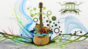 Gitarre Composing
