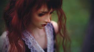summer portrait by AzureFantoccini