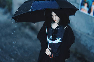 summer rain II by AzureFantoccini