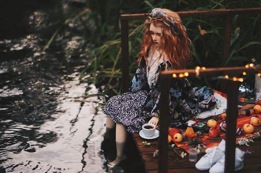 picnic near water I