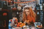 pumpkin pie III by AzureFantoccini
