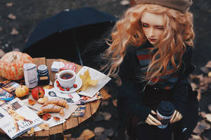cafe autumn III