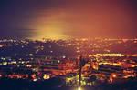 Tala Village at Night