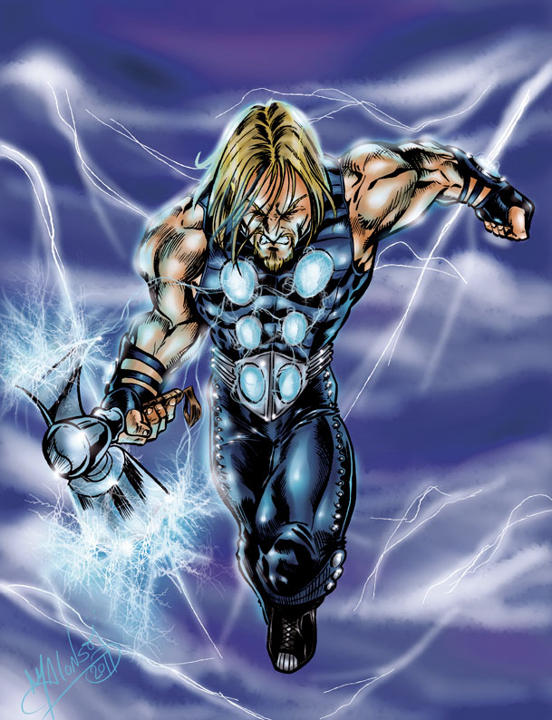 Ultimate Thor_DColors ...