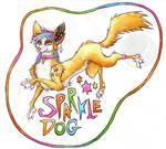 Obligatory Sparkle Dog