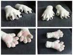 'Slim Fit' Cat Handpaws
