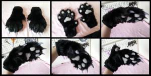 Cat-Bear Handpaws