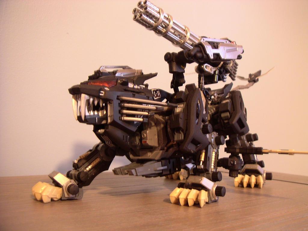 ::  Carbon Liger by Mr-Carbon