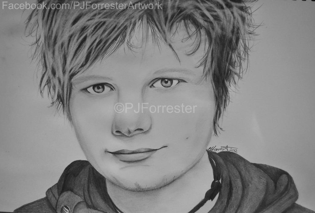 ed sheeran coloring pages - ed sheeran drawing by perfectpaula on deviantart