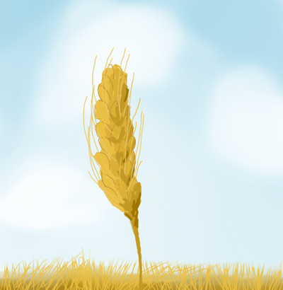 Wheat by the-lostartistictype