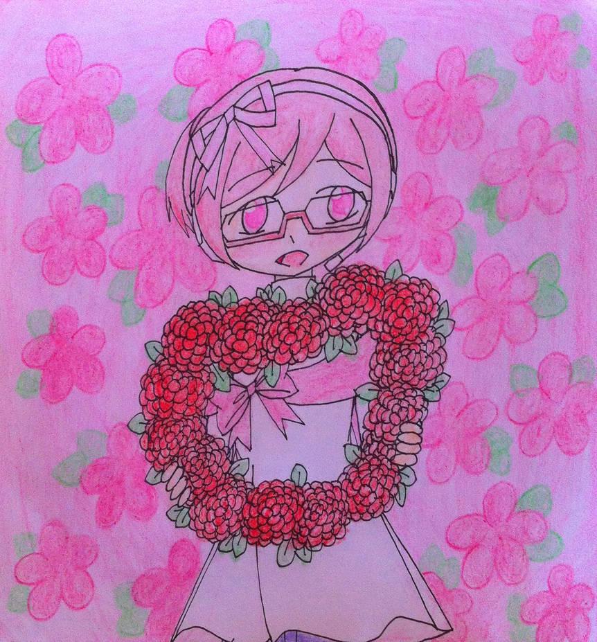 Valentine Red Flower