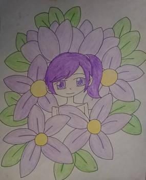 Flower and Girl - Zimei
