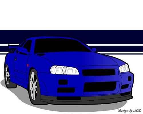 Vector Skyline R34