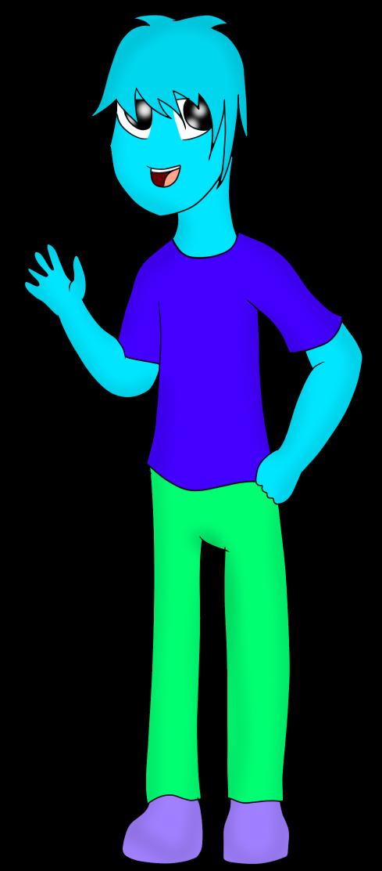 Bluebea .:RQ:. by SassTheFamilyKid