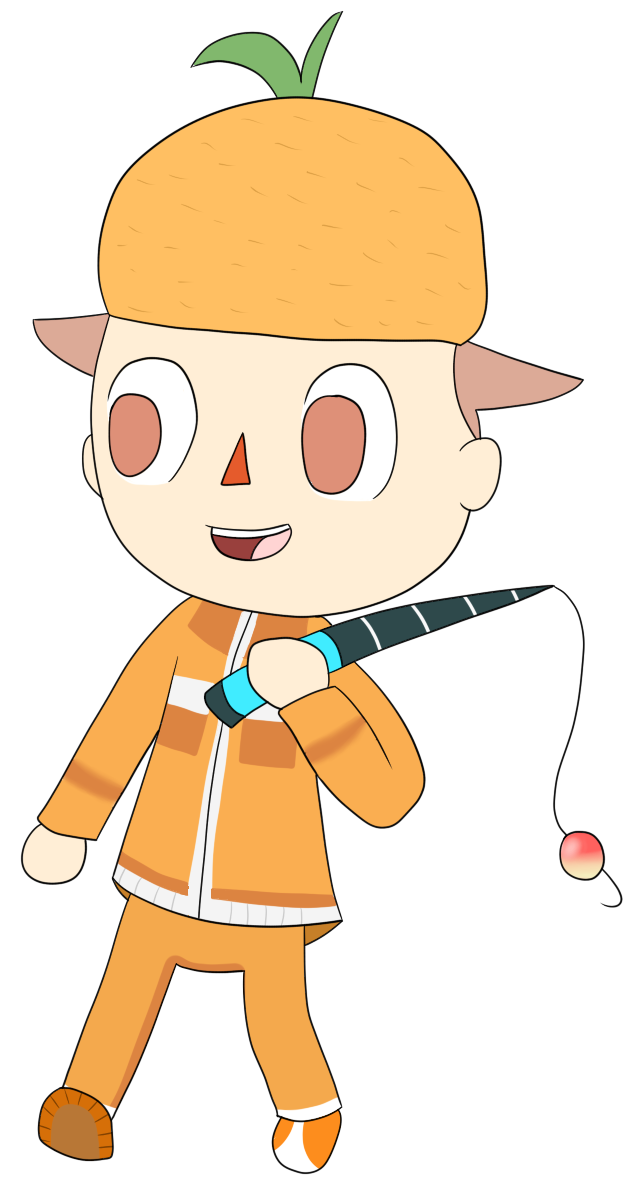 Animal Crossing: New Leaf Character by SassTheFamilyKid