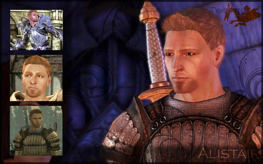 Alistair Wallpaper by KarateKari